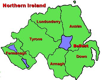 northern ireland northern ireland county images