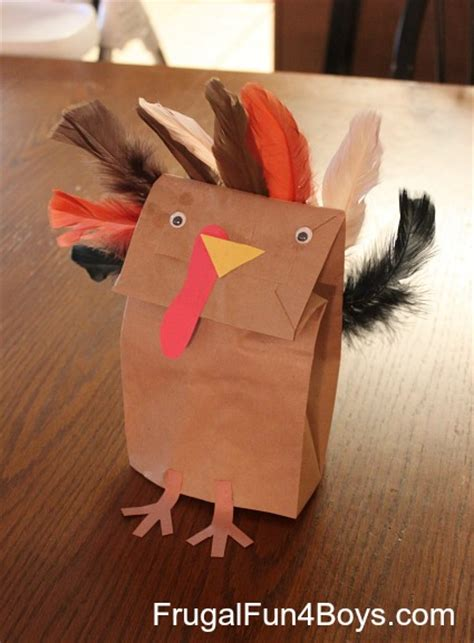 paper bag turkey crafts 10 paper bag thanksgiving crafts turkey creative chaos