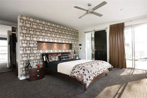 modern wallpaper bedroom designs modern wallpaper designs decosee