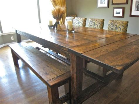 how to build a dining room table how to build a dining room table 13 diy plans guide