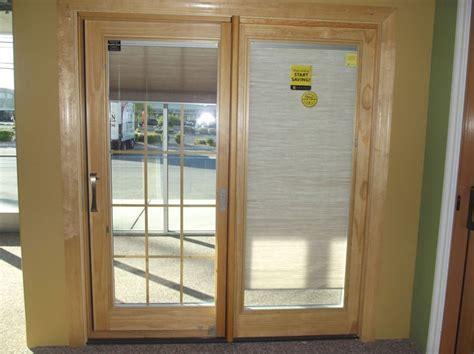 blinds on patio doors 67 best sliding door window coverings images on