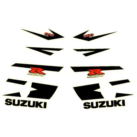 Suzuki Decals suzuki suzuki gsx r 600 decal kit 2004 s gsxr 600 04