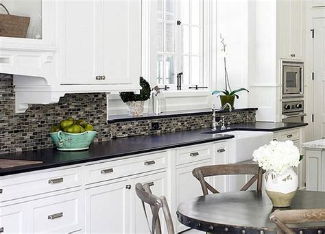 white kitchen backsplashes kitchen backsplashes ideas