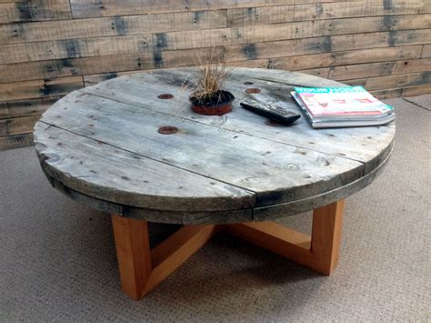 cable coffee table cable spool coffee table quotes