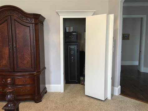 hideaway closet doors make a bookshelf door closet the pub