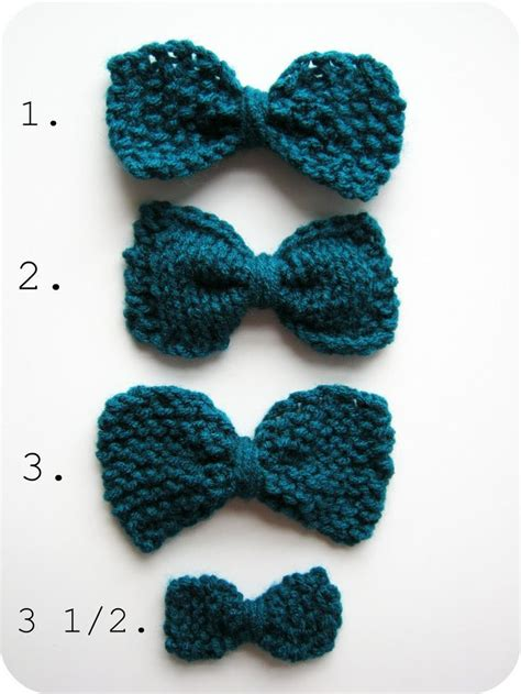 tie knitting pattern free easy knitting patterns bow tie pattern free