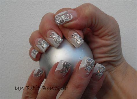 decoration ongles gel noel