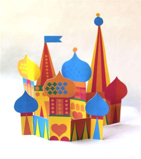 paper craft decorations russian matryoshka doll papercraft easy diy decor