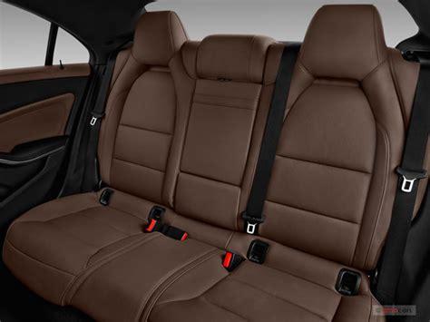 Mercedes Seats by 2017 Mercedes Class Interior U S News World