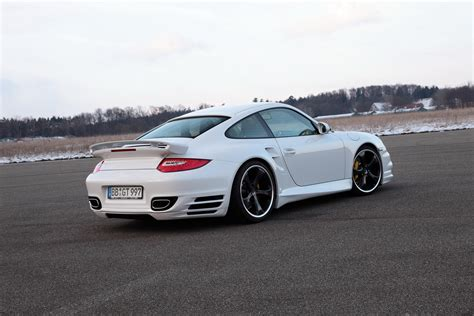 Porsche Turbo S by Geneva 2010 Techart Programm For Porsche 911 Turbo S