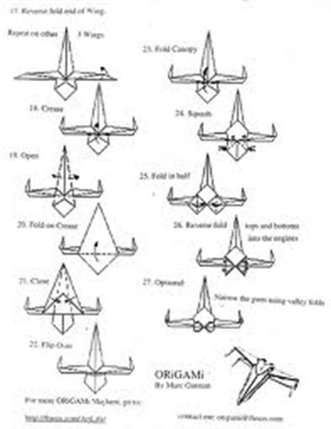 x wing origami extremegami how to make a origami x wing