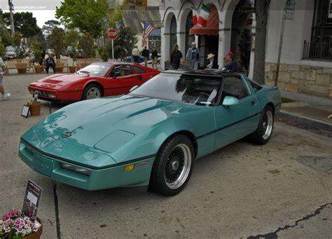 1986 chevrolet corvette information and photos momentcar 1986 chevrolet corvette information and photos momentcar