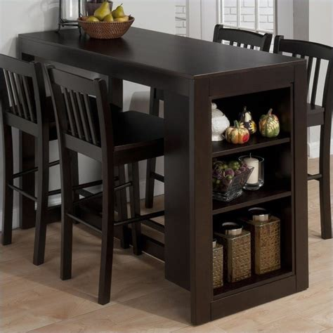 table with storage jofran counter height table with storage in maryland