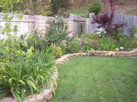 garden backyard ideas landscaping on small backyards backyards and