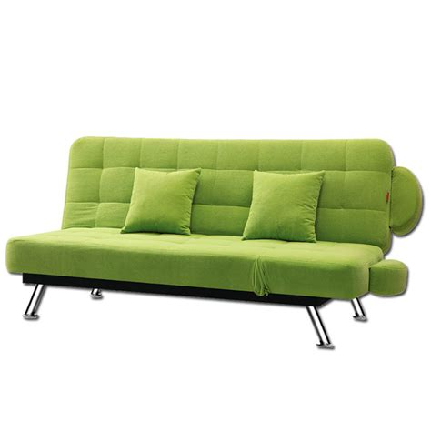 green sofa bed home furniture design