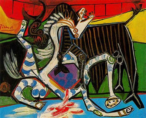 picasso paintings definition bullfight pablo picasso s paintings reproduction