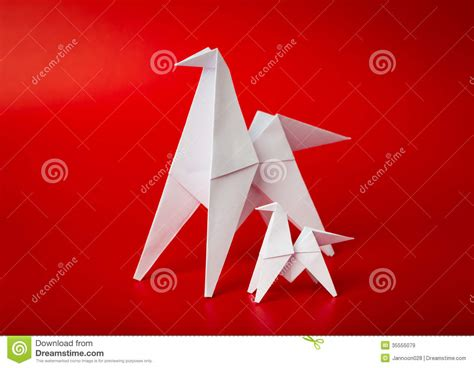 new years origami new year origami paper 2014 vector