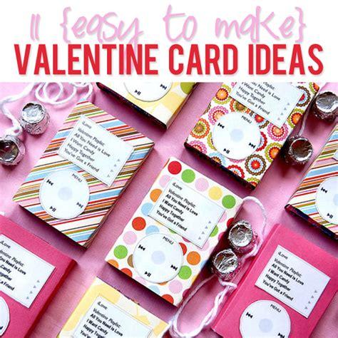 valentines card to make 11 valentines card ideas