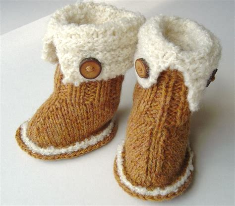 free baby knitting patterns to free knitting pattern for babies ugg boots