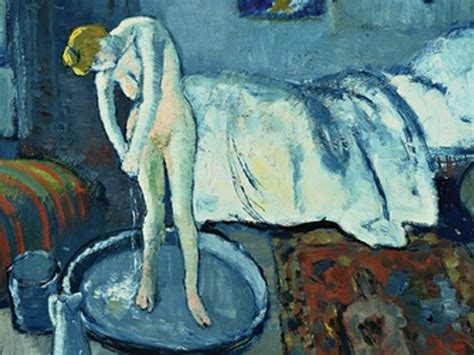 picasso paintings found secret painting found in picasso masterpiece business