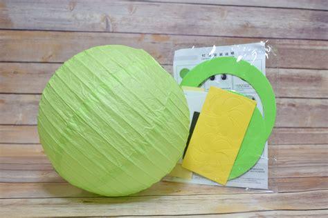 craft paper lantern kid craft project paper lantern animal diy kit
