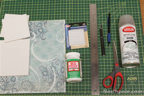 decoupage tools and materials supplies tools