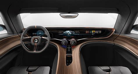 Quant E Sportlimousine by Quant E Sportlimousine Concept Powered By Nanoflowcell