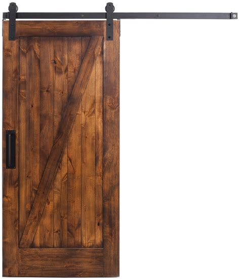 barn door hardwear z style interior sliding barn door rustica hardware