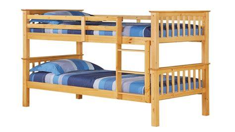 pine bunk beds pine bunk bed homegenies