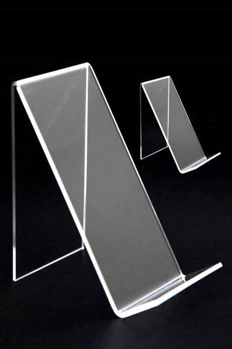 large acrylic large acrylic book stand