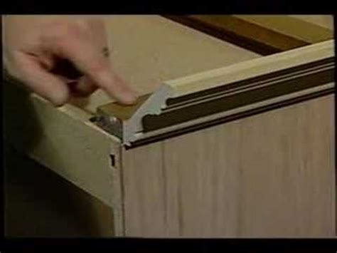 attaching crown moulding kitchen cabinets cabinet crown molding