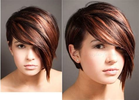 wedge haircuts for thick hair short wedge hairstyles for thick hair short hairstyle 2013