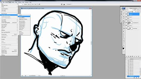 how to draw photoshop dc comics guide to digitally drawing from photoshop to
