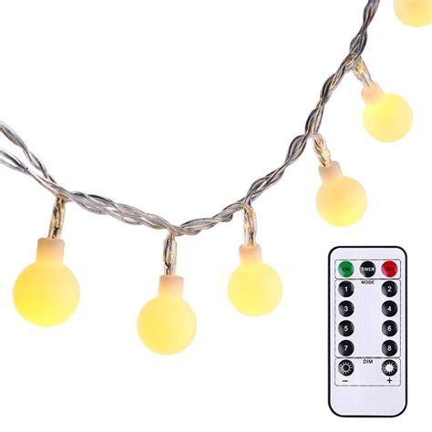 discount globe string lights get cheap patio string lights aliexpress