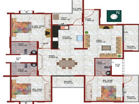Free Online Floor Plans the advantages we can get from having free floor plan