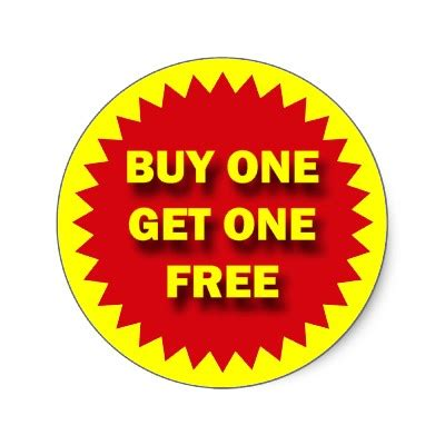 one free buy one get one free therapy essentials