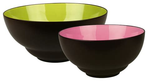 Bedroom Mirrors duo set of 2 serving bowls duo modern serving and