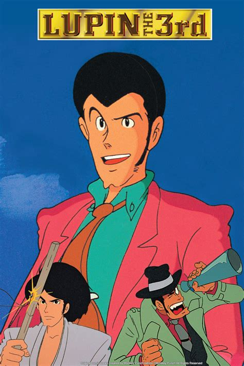 lupin the third crunchyroll lupin the third part 3 episodes