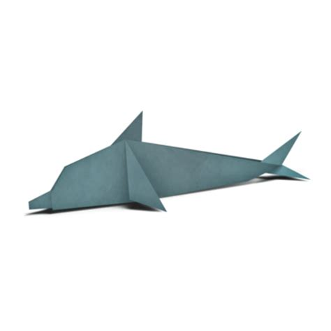 origami dolphin origami patterns pages wwf