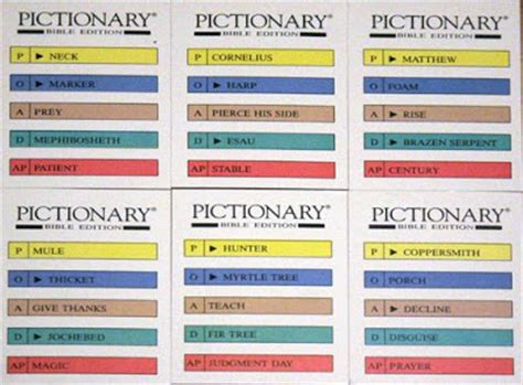 make your own pictionary cards serial bible pictionary pictionary more