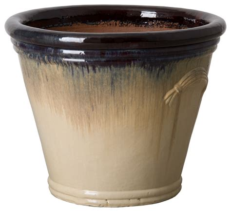 large indoor planter gunderson pail planter large contemporary indoor pots