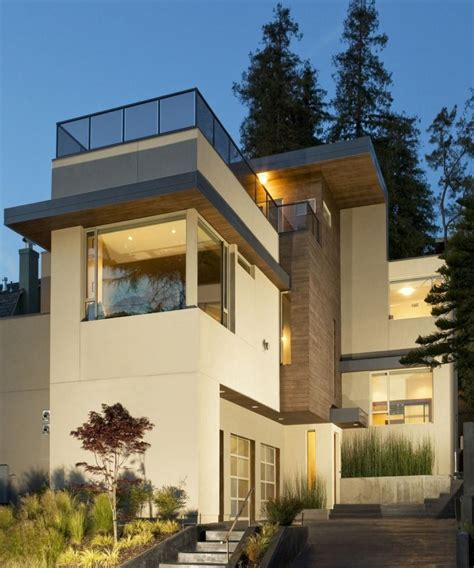 modern contemporary house designs small prefab modern house change your mind about wood gosiadesign