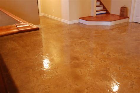 epoxy floors for basements concrete epoxy flooring