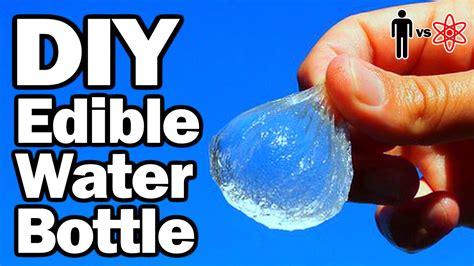 edible water diy edible water bottles vs science 1 w vsauce2