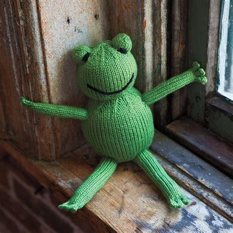 frog knitting pattern free froggy knitting patterns and crochet patterns from