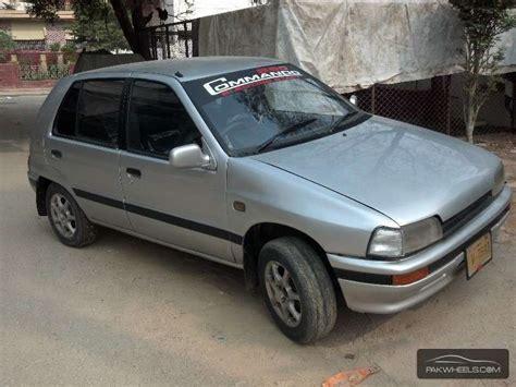 1988 Daihatsu Charade by Daihatsu Charade Cx Turbo 1988 For Sale In Karachi Pakwheels