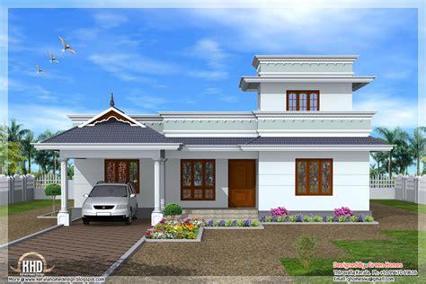 kerala home design floor plan kerala model one floor house home design plans