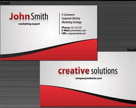 make calling card all amazing designs professional business card design