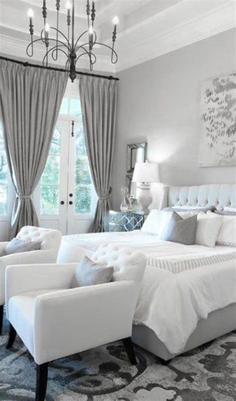 gray and white bedroom design modern bedrooms black to white shading with a touch