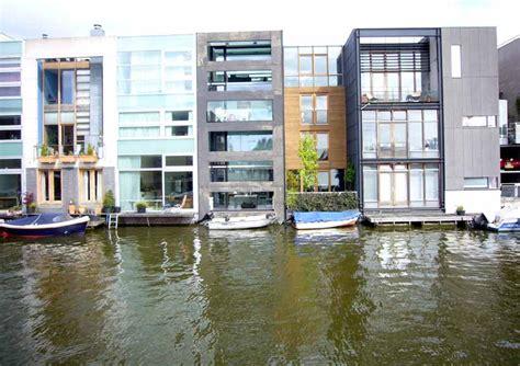 Contemporary Home Plans And Designs borneo amsterdam houses dutch home designs e architect
